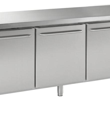 Gram BAKER koelwerkbank RVS (M 2408 CBG A DLB DRB L2)