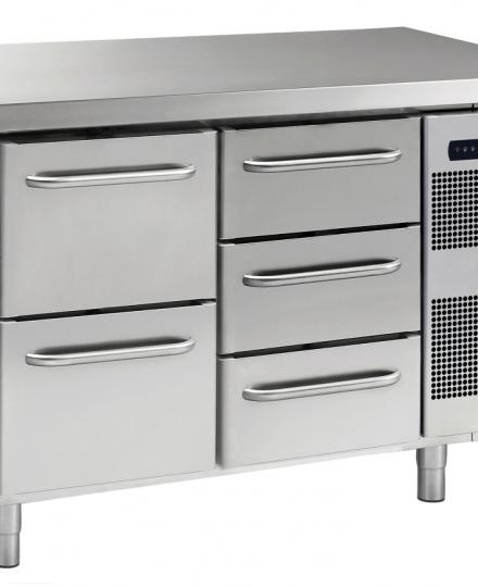 Gram GASTRO koelwerkbank RVS (07 K 1407 CSG)